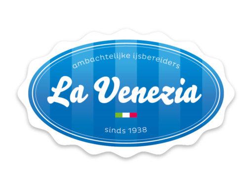 Nieuwe huisstijl La Venezia