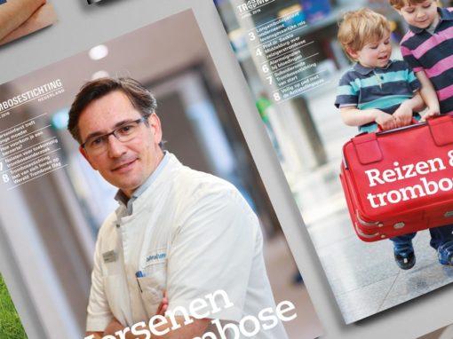DM & Magazine Trombosestichting Nederland